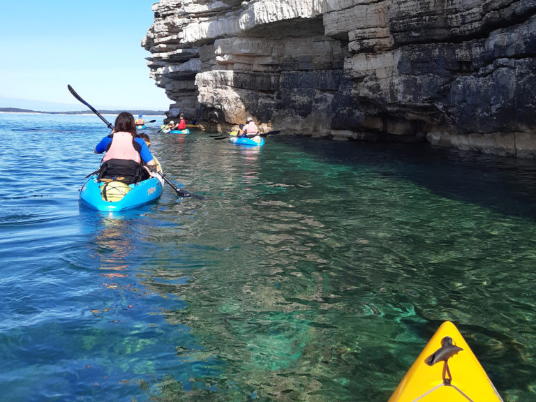 Kayak Tours Pula